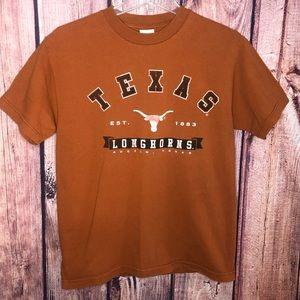 NCAA Texas Longhorns Orange T-Shirt [medium]